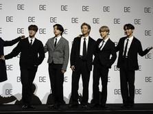 BTS Emang Top, Dapat Penghargaan Dewan Seni Korsel