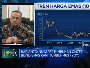 Penyebab Bisnis Gadai Efek Pegadaian Baru Capai 20%