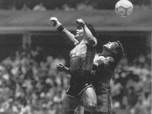 Potret Diego Maradona, Legenda 'Tangan Tuhan' Cetak 300 Gol