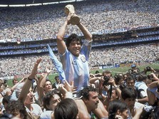 Jasadnya Diangkat dari Kubur, Ini Hasil Autopsi Maradona