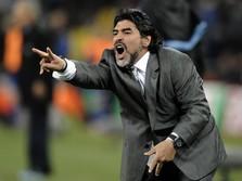Diego Maradona Meninggal karena Henti Jantung