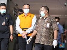 2 Orang Tersangka Kasus Edhy Prabowo Masih Buron