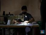 Intip Produksi Masker Kain Rumahan yang Cuan Saat Pandemi