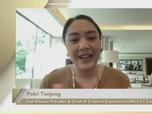 Putri Tanjung Beberkan Dampak Pandemi terhadap UMKM RI