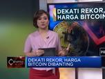 Dekati Rekor, Harga Bitcoin Dibanting