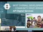 Kalahkan 32 Perusahaan, BNI Jadi Developer API Portal Terbaik