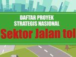 Jokowi Punya Proyek Strategis Baru, RI Dikepung Banyak Tol