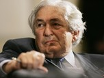 Mantan Presiden Bank Dunia James Wolfensohn Tutup Usia