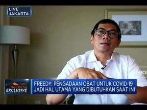 Kemenkumham Soal Pentingnya Paten Obat Covid-19 di Indonesia
