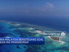 Ketegangan China-Malaysia di Laut China Selatan