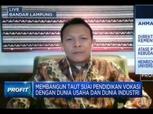 Wujud Sinergi Pendidikan Vokasi dan Dunia Usaha Lampung