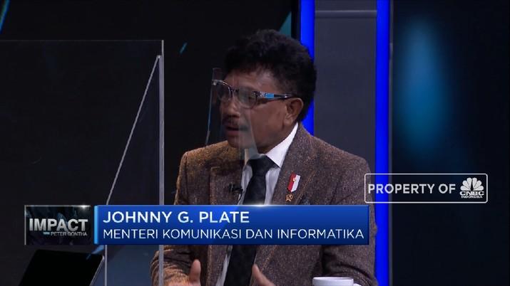 Menkominfo: Indonesia Siap Migrasi Ke Siaran Digital 2022 (CNBC Indonesia TV)