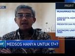 Penjelasan Komisi I Soal Aturan Medsos Untuk 17+ di RUU PDP
