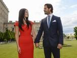 Putri Sofia & Pangeran Carl Swedia Positif Covid-19