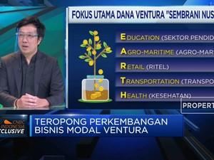 Uji Strategi Bisnis Ventura 'Sembrani Nusantara' Saat Pandemi