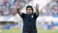 Saat Diego Maradona Dibutakan Dunia