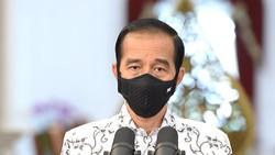 Jokowi: Kasus Aktif dan Kesembuhan Corona Memburuk Semuanya!