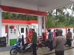 Kini Masyarakat Pelosok Sambas Nikmati BBM Semurah di Jawa
