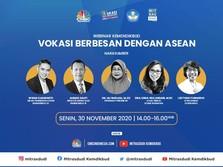 Bedah Strategi Percepatan Vokasi Berbesan Dengan ASEAN