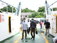 Dihantam Pandemi, BUMN Ferry Ini Ngaku Masih Dapat Untung