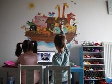 Covid Ngamuk, Sekolah di Singapura Balik Lagi ke Online