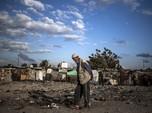 Miris, Potret Kemiskinan Gaza Palestina Akibat Blokade Israel