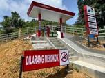 Desa Long Pahangai Akhirnya Rasakan BBM 1 Harga