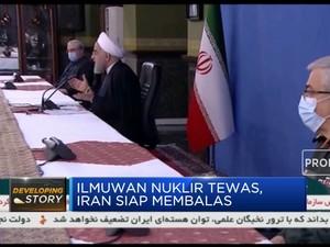 Ilmuwan Nuklir Tewas, Iran Siap Membalas