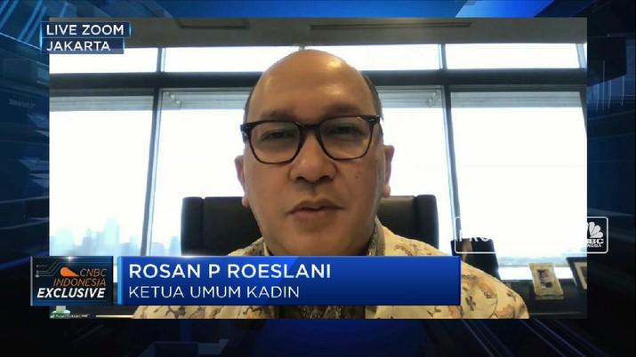 Memaksimalkan Potensi RI Dalam Global Value Chain Melalui RCEP (CNBC Indonesia TV)