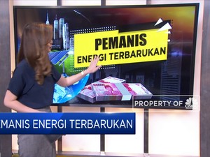 Pemanis Energi Terbarukan
