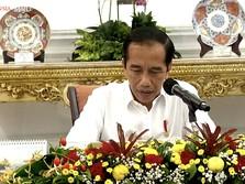 Ada Ratas, Jokowi Siap Batalkan Libur Akhir Tahun?