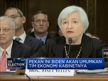 Biden Resmi Calonkan Janet Yellen sebagai Menkeu AS