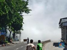 Pertamina: Mobil Tangki BBM Terbakar di Pom Bensin MT Haryono