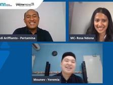Juara Pertamina Youthpreneur, 15 Startup Bisa Raih Rp200 Juta