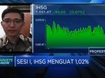 Panic Selling Mereda, IHSG Menguat 1,02%
