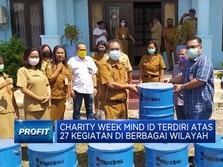 Rayakan Ulang Tahun Ke-3, Mind ID Langsungkan Charity Week