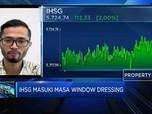 Rebound, IHSG Berhasil Ditutup Menguat 2%