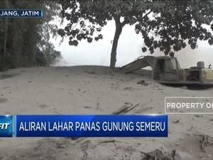 Banjir Lahar Panas Gunung Semeru