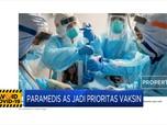 CDC: Paramedis AS jadi Prioritas Vaksin