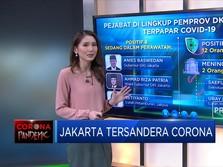 Jakarta Tersandera Corona!