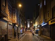 Jreng! Turki Mendadak Lockdown Total di Seluruh Negeri