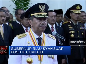 Setelah Gubernur Jakarta, Kini Gubernur Riau Positif Corona