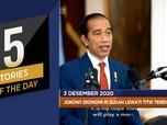 Jokowi: Ekonomi RI Membaik Hingga Mega Merger Grab & Gojek
