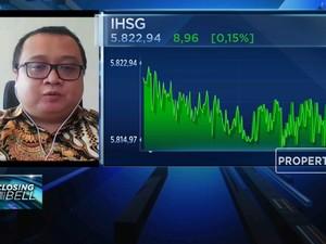 Analis: Bertahan di Level 5.800, IHSG Butuh Koreksi Sehat