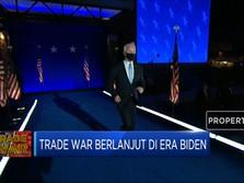 Biden Lanjutkan Trade War dengan China?