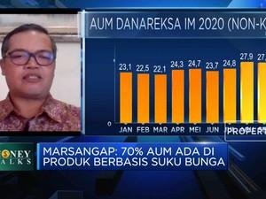 Danareksa Tempatkan 70% AUM di Produk Berbasis Suku Bunga