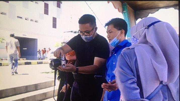 Mitras DUDI Ajarkan Teknik Fotografi Bagi Pelaku UMKM (CNBC Indonesia/ Hidayat Arif)