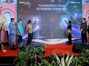 BRI Insurance Fokus Transformasi Digital & Inovasi