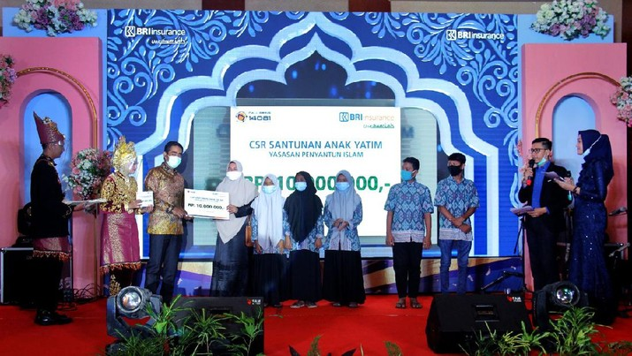 Peresmian BRI Insurance (BRINS) Syariah Aceh. (Dok. BRI Insurance