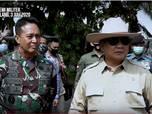 Prabowo, Andika Perkasa & Momen Jumpa Enzo Allie di Magelang